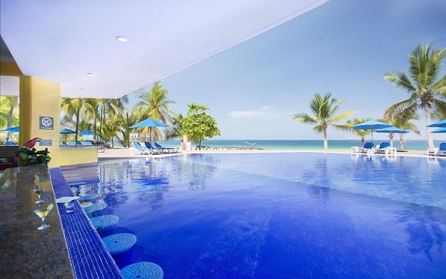 Hotel Barceló Ixtapa Beach, vistas hermosas del mar