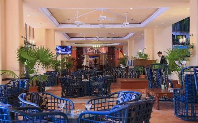 Hotel Barceló Ixtapa Beach, gastronomía de calidad
