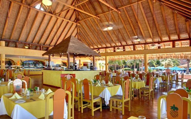 Hotel Barceló Ixtapa Beach, Restaurante La Palapa