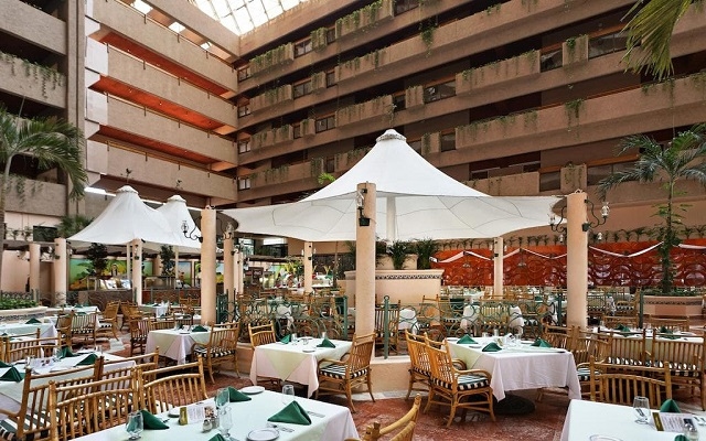 Hotel Barceló Ixtapa Beach, Restaurante Veranda