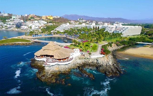 Hotel Barceló Karmina Palace Deluxe en Manzanillo