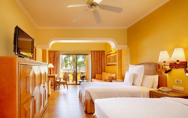 Hotel Barceló Maya Colonial, amplias y luminosas habitaciones