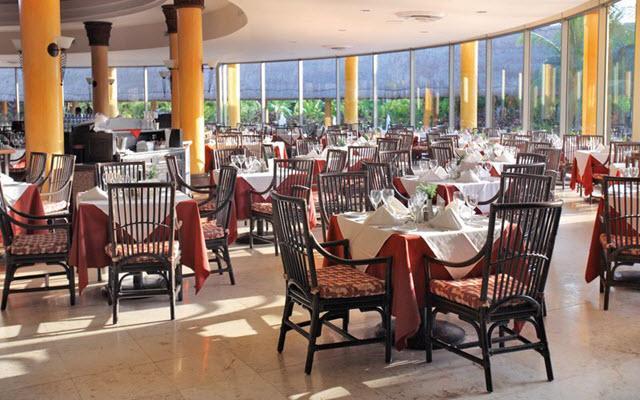 Hotel Barceló Maya Colonial, gastronomía de calidad