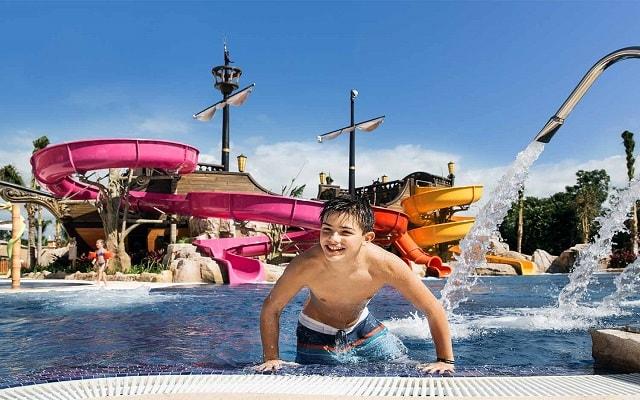 Hotel Barceló Maya Colonial, ambientes llenos de diversión para los pequeños