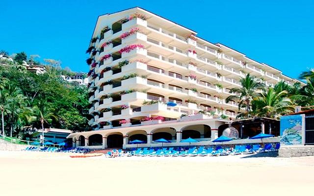 Hotel Barceló Puerto Vallarta, sitios acondicionados para tu descanso