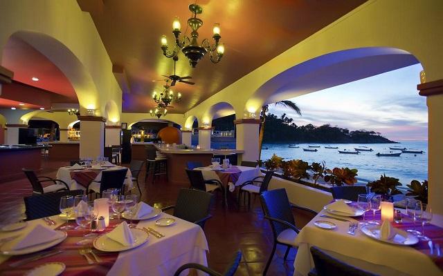 Hotel Barceló Puerto Vallarta, escenarios increíbles