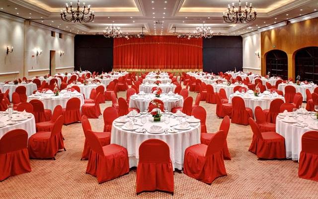 Hotel Barceló Puerto Vallarta, salones equipados para tu evento