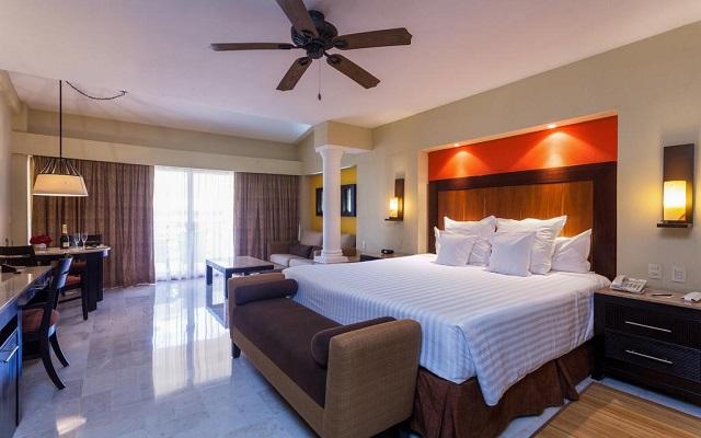 Hotel Barceló Puerto Vallarta, cómodas habitaciones