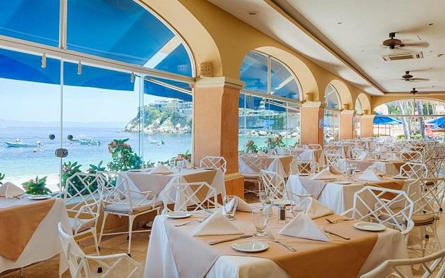 Hotel Barceló Puerto Vallarta, Restaurante Grill Los Arcos