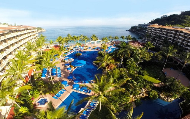 Hotel Barceló Puerto Vallarta, hermosas vistas del océano