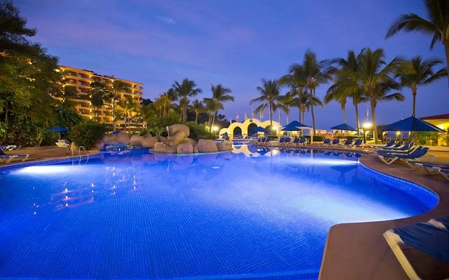 Hotel Barceló Puerto Vallarta, bella vista nocturna