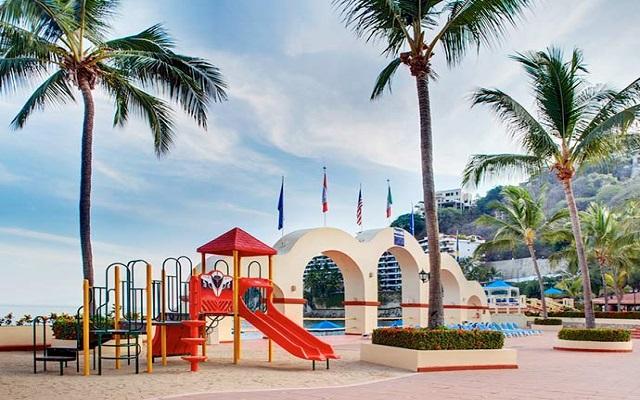 Hotel Barceló Puerto Vallarta, espacios de diversión para los más pequeños