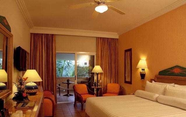 Hotel Barceló Maya Beach, habitaciones bien equipadas