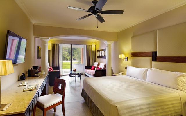 Hotel Barceló Maya Beach, habitaciones con todas las amenidades