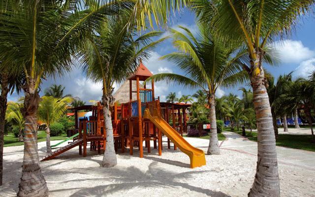 Hotel Barceló Maya Beach, juegos infantiles