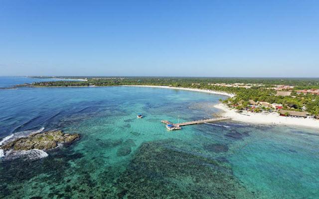 Hotel Barceló Maya Beach, buena ubicación con acceso directo a la playa