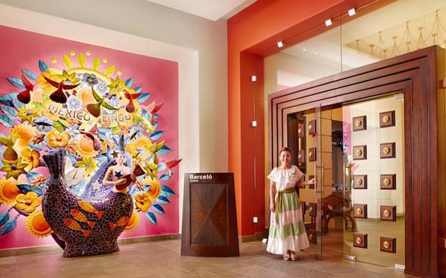 Hotel Barceló Maya Beach, sitios llenos de confort