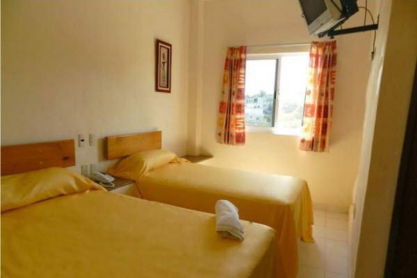 Hotel Barranquilla Habitación Estándar Doble