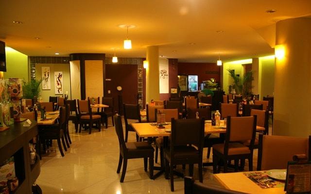 Hotel Barrio Antiguo, espacios acondicionados para tu confort