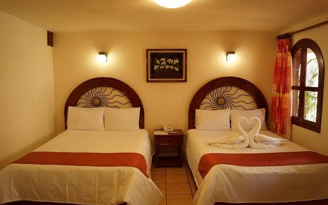 Hotel Barrio Antiguo, habitaciones cómodas y acogedoras