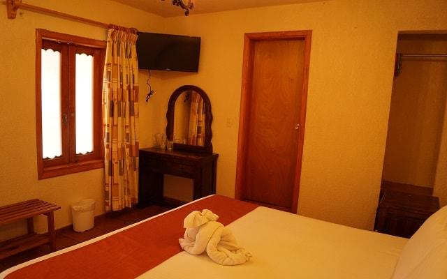 Hotel Barrio Antiguo, amenidades de calidad