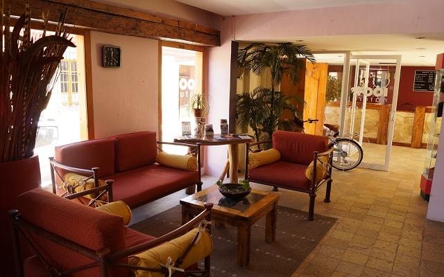 Hotel Barrio Antiguo en San Cristóbal