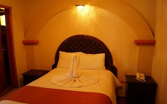 Hotel Barrio Antiguo, ambientes acogedores