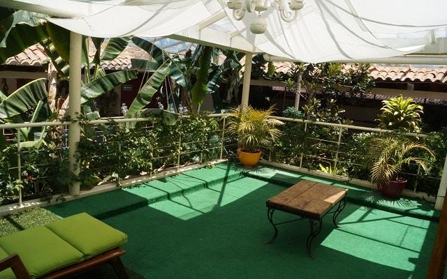 Hotel Barrio Antiguo, espacios diseñados para tu descanso