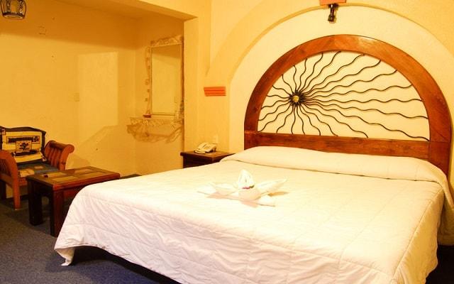 Hotel Barrio Antiguo, relájate en la comodidad de sus instalaciones