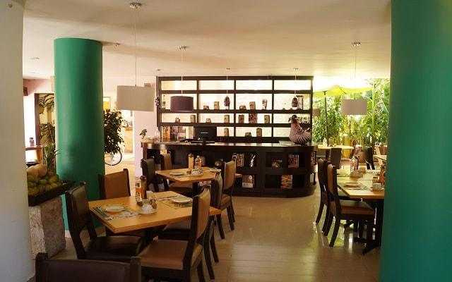 Hotel Barrio Antiguo, instalaciones llenas de confort
