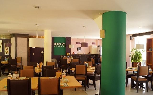 Hotel Barrio Antiguo, disfruta de la buena gastronomía