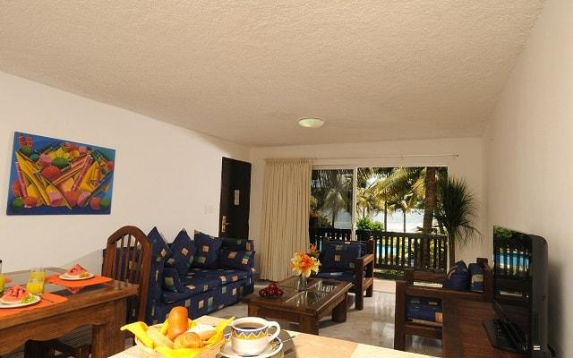 Hotel Beach House Imperial Laguna Cancún, habitaciones con todas las amenidades