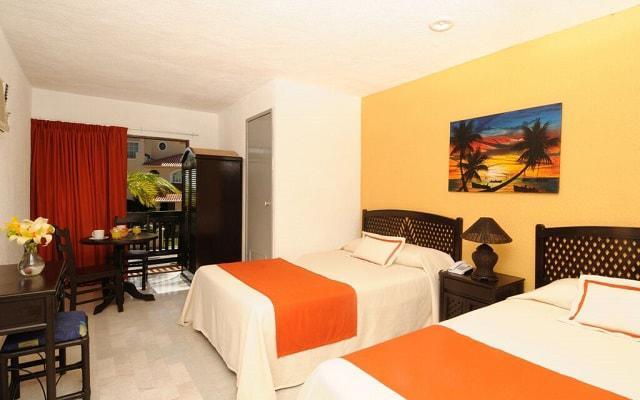Hotel Beach House Imperial Laguna Cancún, habitaciones bien equipadas