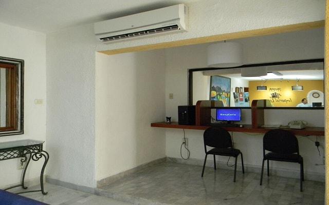 Hotel Beach House Imperial Laguna Cancún, servicios disponibles para tu satisfacción