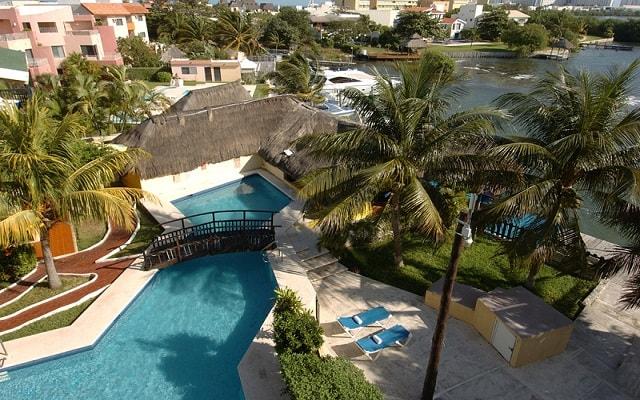 Hotel Beach House Imperial Laguna Cancún, sitios fascinantes