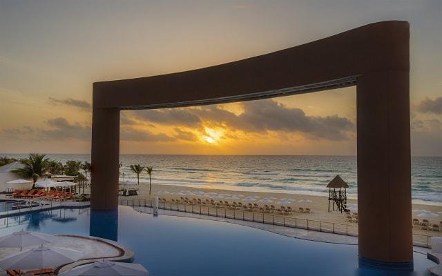 Hotel Beach Palace, amaneceres inolvidables