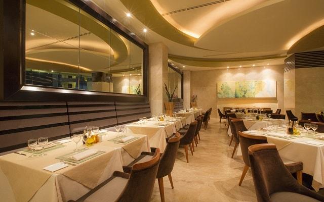 Hotel Beach Palace, prueba ricos platillos de cocina italiana