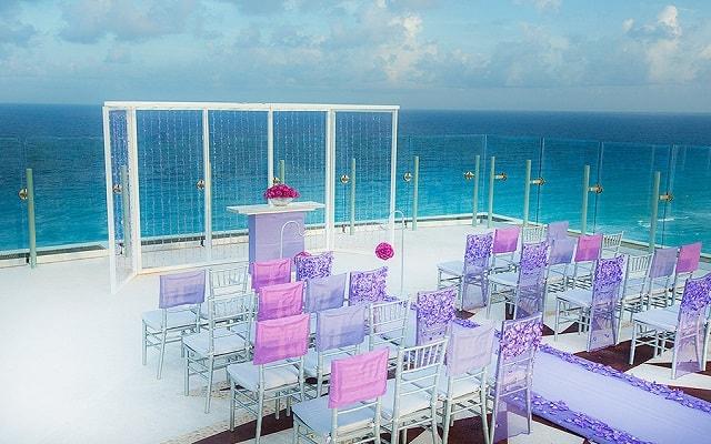 Hotel Beach Palace, tu boda como la imaginaste