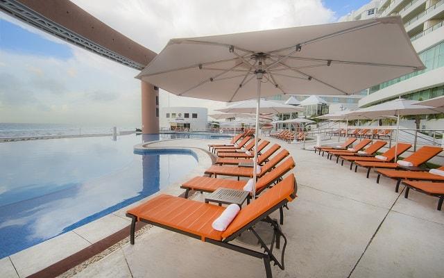 Hotel Beach Palace, escenarios fascinantes