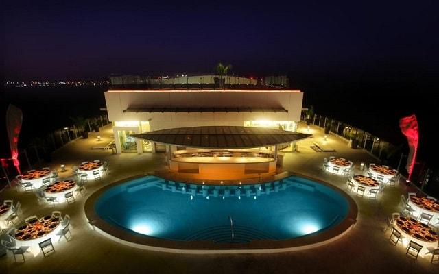 Hotel Beach Palace, facilidades nupciales
