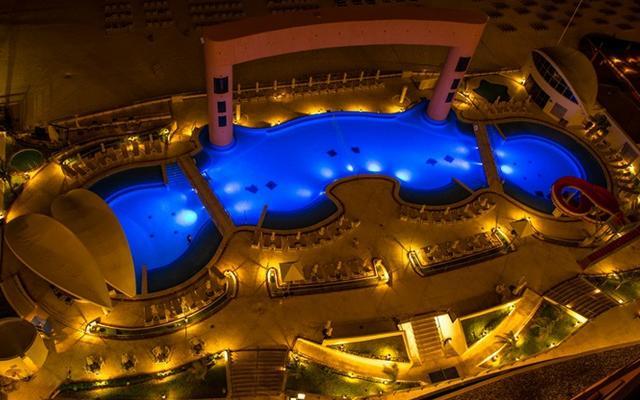 Hotel Beach Palace en Zona Hotelera