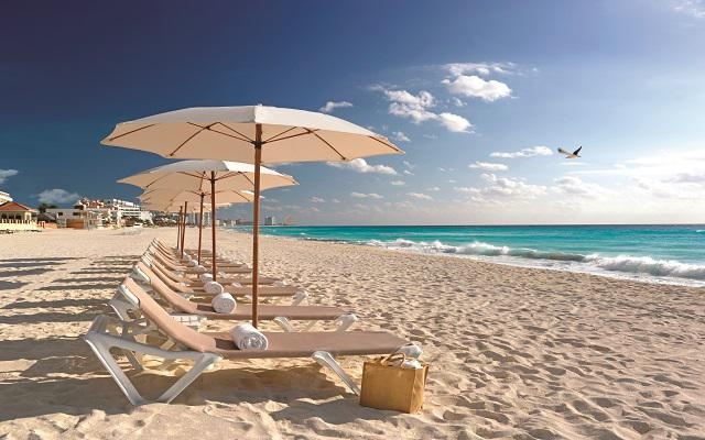 Hotel Beach Palace, relájate en la playa