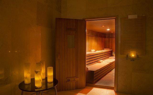 Hotel Beach Palace, sauna