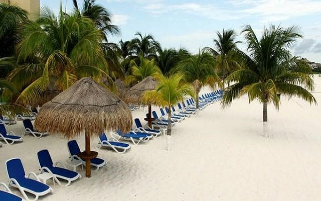 Hotel Beachscape Kin Ha Villas & Suites, amenidades en la playa