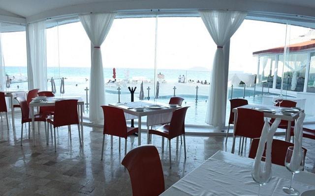 Hotel Bel Air Cancún Collection, disfruta de comida gourmet