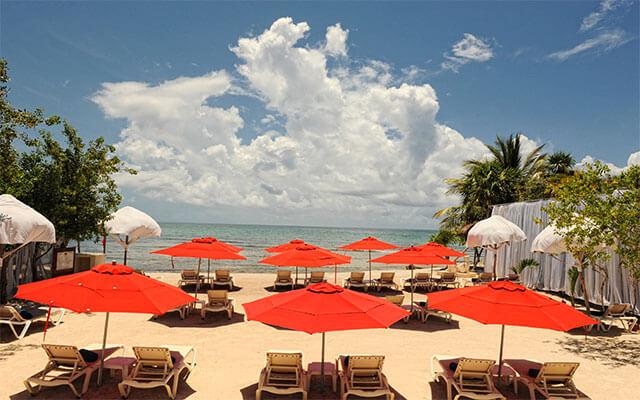 Hotel Bel Air Collection Resort & Spa Xpu-Ha Riviera Maya, club de playa