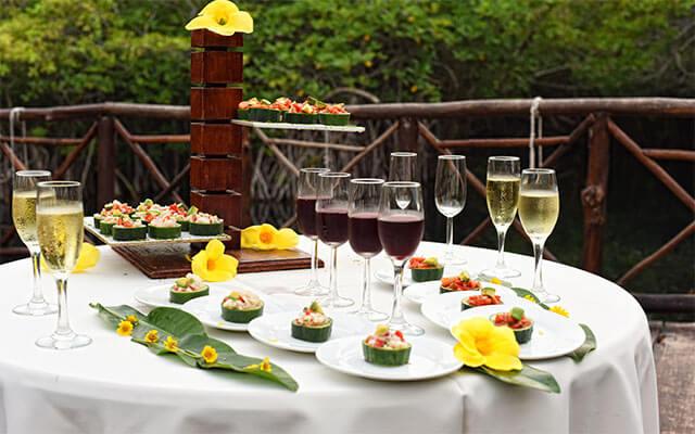 Hotel Bel Air Collection Resort & Spa Xpu-Ha Riviera Maya, buena propuesta gastronómica