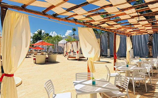 Hotel Bel Air Collection Resort & Spa Xpu-Ha Riviera Maya, escenarios agradables