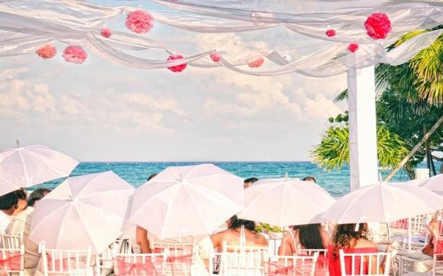 Hotel Bel Air Collection Resort & Spa Xpu-Ha Riviera Maya, facilidades nupciales