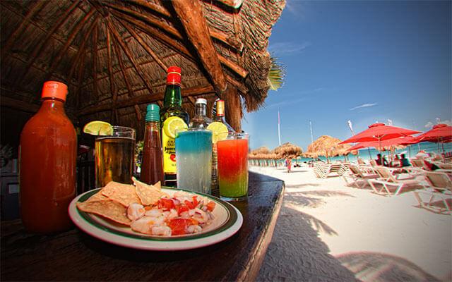 Hotel Bel Air Collection Resort & Spa Xpu-Ha Riviera Maya, disfruta ricas botanas al lado del mar